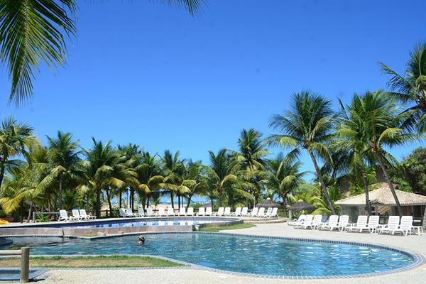 Conceituado Resort All Inclusive de Maceió.