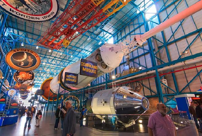 Kennedy Space Center Visitor Complex,