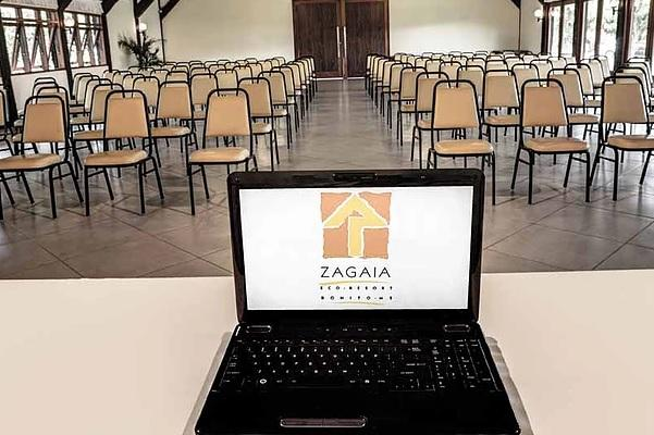 Evento no Zagaia